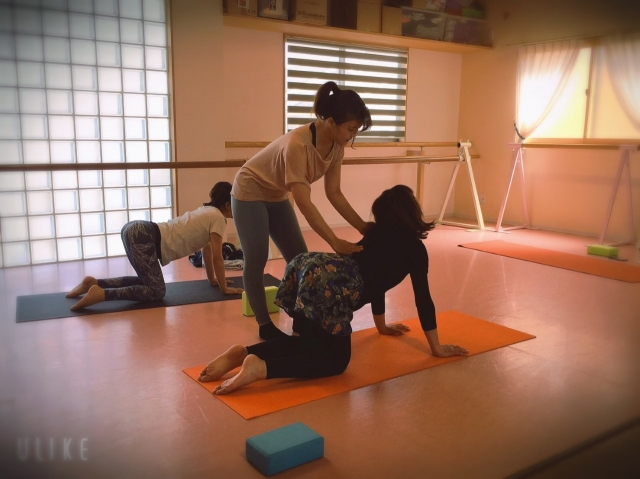 Mahaloha~heart of yoga~ michiru